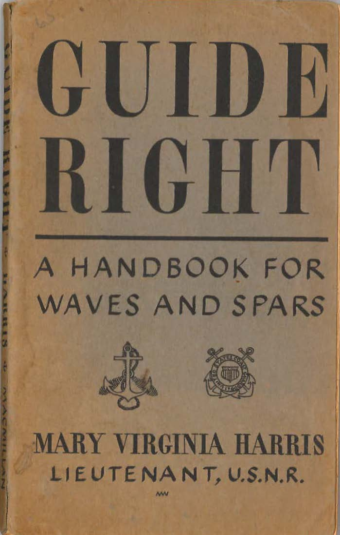 WWII Handbook for WAVES and SPARS